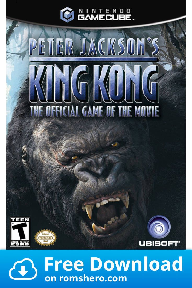 Download Peter Jackson S King Kong The Official Game Of The Movie