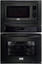Frigidaire FGMC2765KB Gallery 27 Electric Wall Oven/Microwave Combination - Black