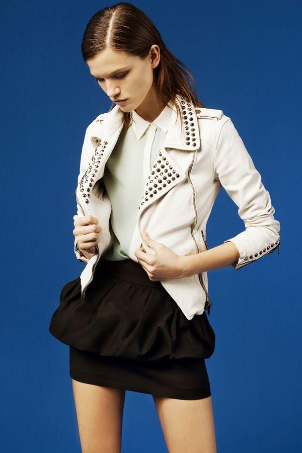 Zara - march 2012 lookbook