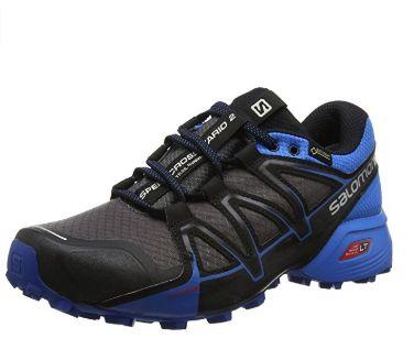 e98b22ff87 Salomon Homme Speedcross Vario 2 GTX Chaussures de Course à Pied et ...