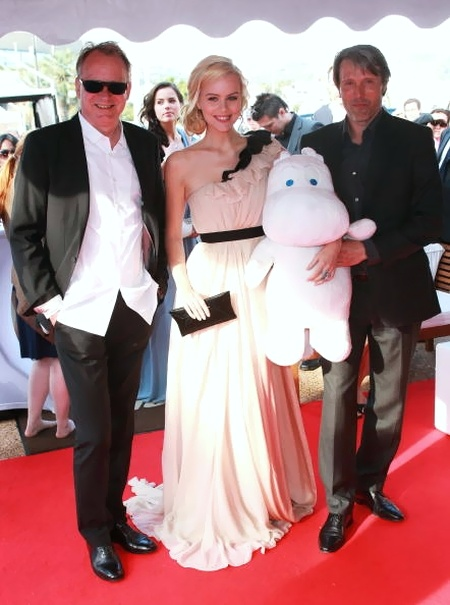 Stellan and Mumin(Moomin) and Mads♡