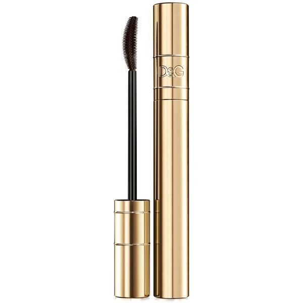 Dolce & Gabbana Passion Eyes Curl And Volume Mascara found on Polyvore featuring beauty products, makeup, eye makeup, mascara, terra, dolce&gabbana, curling mascara, voluminous mascara and volumizing mascara