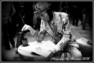 """""""Art in The Street"""" in Madrid- Spain. Photography By Alexandra M.B"""