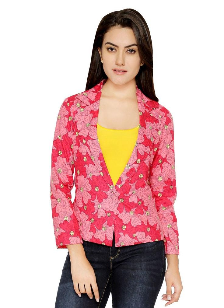 Latest #printed #tops for women clothing #online #shopping Contact us: +91 9824678889 Email id: sales@manjaree.in