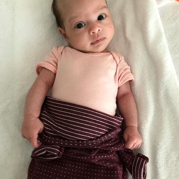 Watcha doing?!  #babygirl #amberromee #futuremodel #adorable #proud