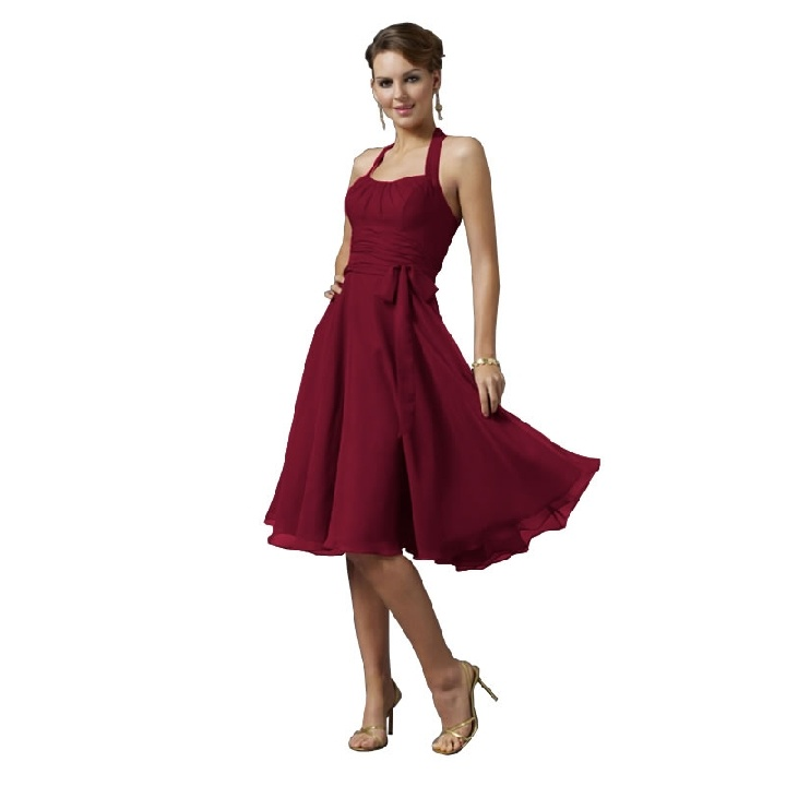 92 Best Images About Burgundy Bridesmaids Dresses On