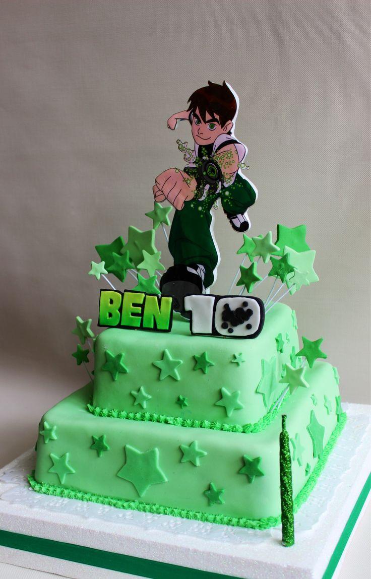 Ben 10 Cake by Violeta Glace