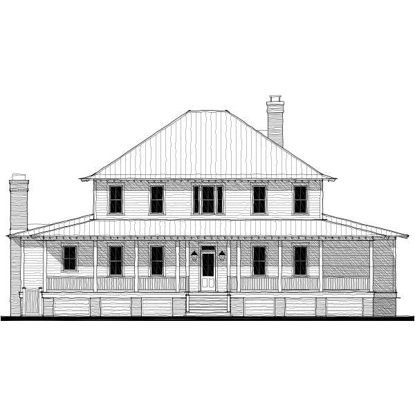 allison ramsey architects floorplan for palmetto bluff