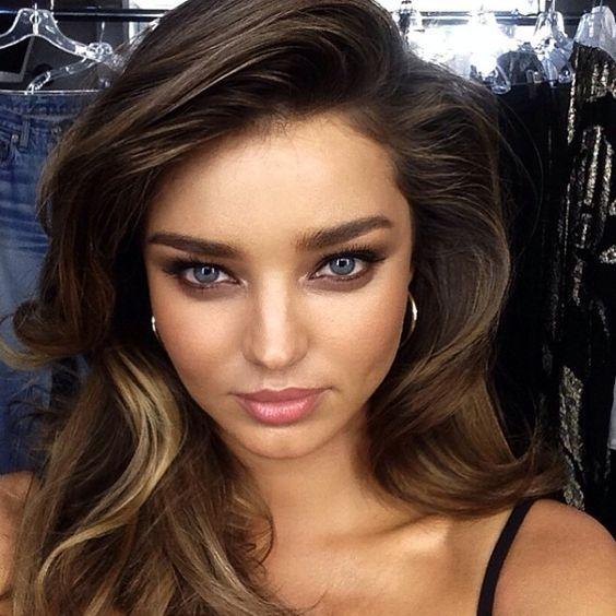miranda kerr #makeup