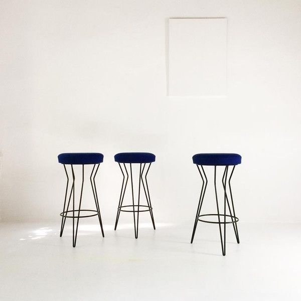 3 bar stools - The ICONIST