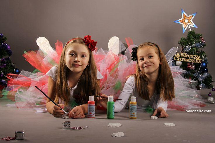 Photo Session for Christmas - Angi & Sara ♥