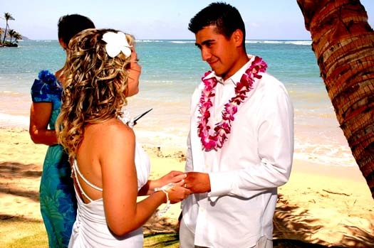 With more than 30 years in the Destination Wedding planning field, our team of experts can help make your Destination Wedding a dream come true. Whether on the sands of Hawaii, or dozens of other destinations around the globe, we'd love to speak with you about your wedding dreams.