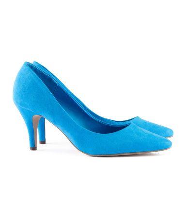 The 25  best Blue court shoes ideas on Pinterest | Blue high heels ...