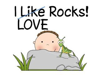 Little Miss Hypothesis - Lessons from the Science Lab: Why I Love Rocks!