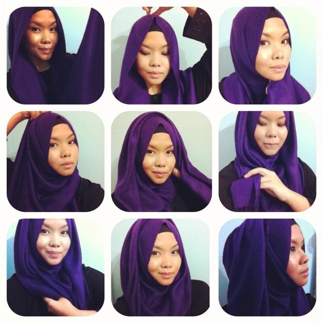 Hijab look one ❤ hijab style