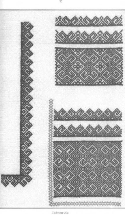 Gallery.ru / Фото #69 - Carpathian Ghutsul Ethnicity Stitching Part 1 - thabiti