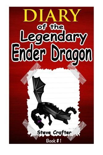 Diary Of The Legendary Ender Dragon @ niftywarehouse.com #NiftyWarehouse #Minecraft #Geek #Gaming #VideoGames