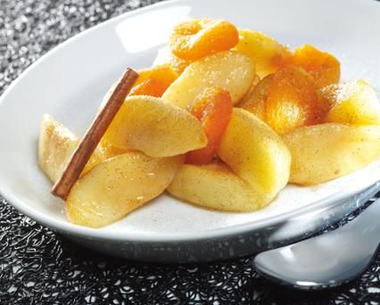 Cinnamon Apples Recipe - Tefal