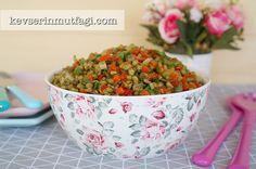 Maş Fasulyesi Salatası Tarifi | Kevserin Mutfağı - Yemek Tarifleri