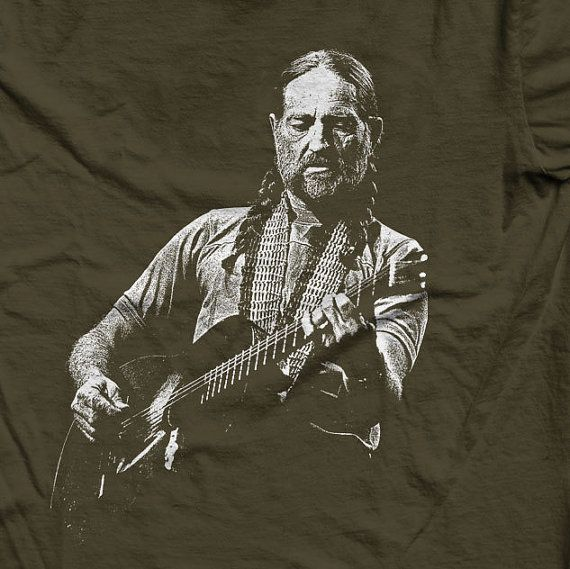 Check out this item in my Etsy shop https://www.etsy.com/listing/264045557/willie-nelson-vintage-style-t-shirtcool