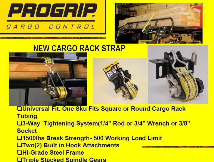 Cargo Rack Straps