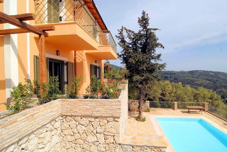 Luxury Villa in Lefkada, Greece. Accommodates up to 14 sleeps. www.luvire.com