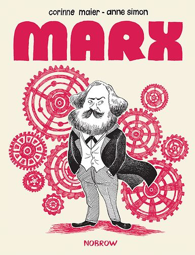 My name is Karl Marx. I was once nicknamed the Devil for decrying Capitalism. Here's my story... Marx is the second in Corinne Maier and Anne Simon's collection of graphic novels exploring lives of the twenty-first century's most controversial and outspoken figures.
