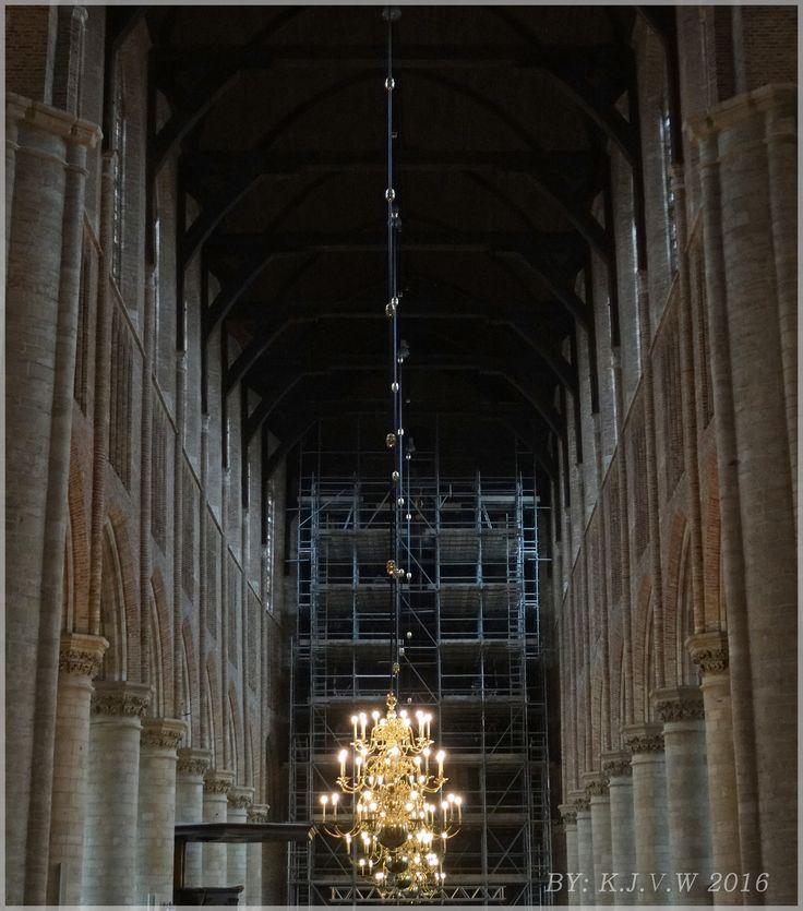https://flic.kr/p/Ff9Snm | Inside the Nieuwe Kerk | the exposure of this church, was great!