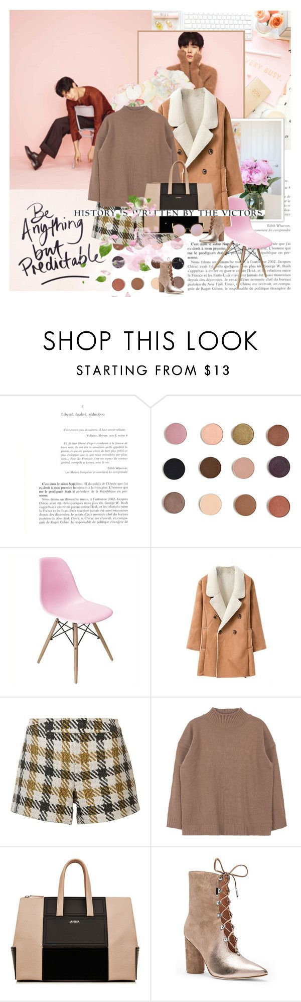 """""""Ryu Jun Yeol"""" by katerinasalvatore ❤ liked on Polyvore featuring Ryu, Alice + Olivia, Sigerson Morrison and Fendi"""