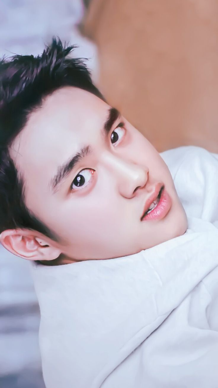 "Poster de Kyung Soo para la pelicula ""Hyung"""
