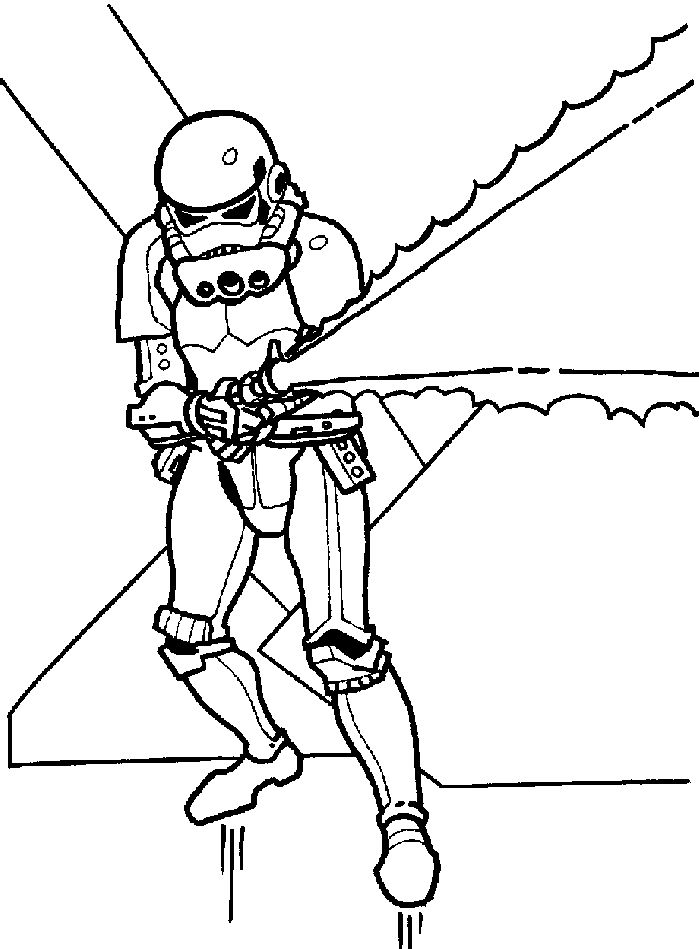 Coloring Pages Star Wars 015 Cartoons