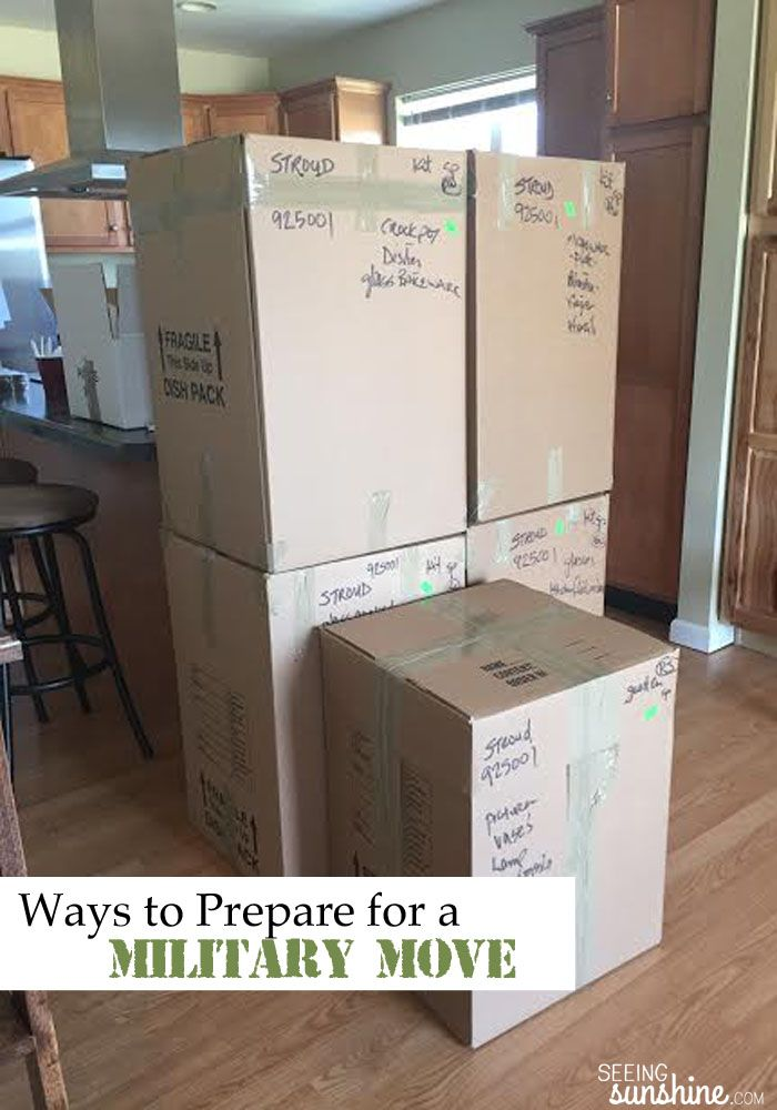 Preparing for a military move? Before your next PCS, be sure to read these tips so you can be ready! #RoadTripOil #Collectivebias #ad