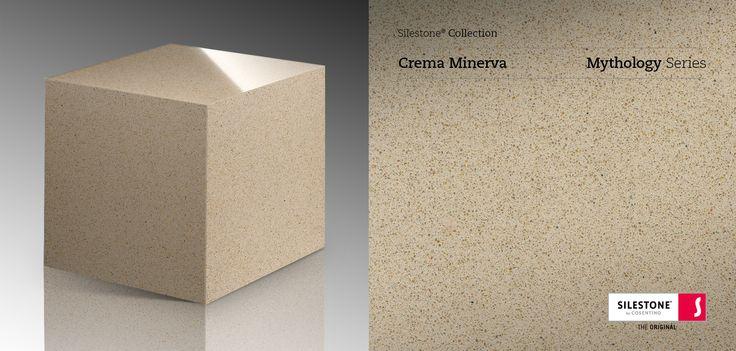 Silestone Crema Minerva- Mythology Series