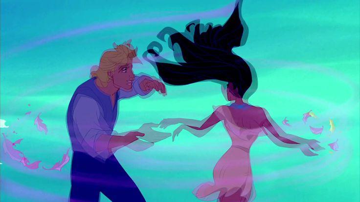 Pocahontas - L'air du vent  Les paroles sont significatives et belles