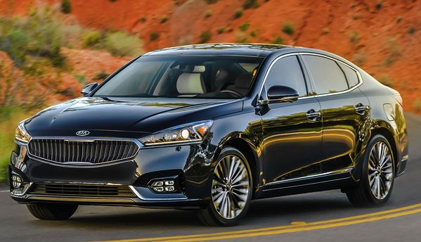 2019 Kia Cadenza Release, Price and Engine Specs Rumor - Car Rumor