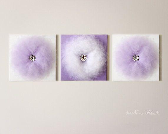 Soggiorno viola ~ Oltre fantastiche idee su arte della parete viola su