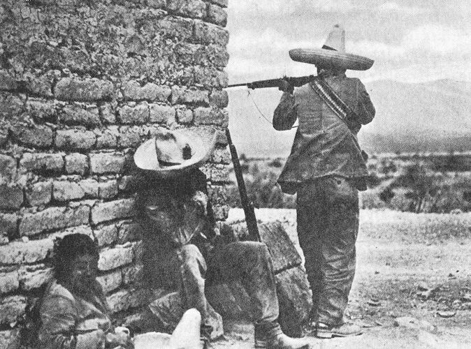 Battlefields of the Mexican Revolution