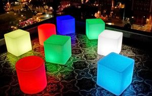 """Rotoluxe """"Furniture That Glows"""": Lights, Stuff, Kids Room, Awesome Ideas, Glow, Products, Kul Designs, Party Ideas"""