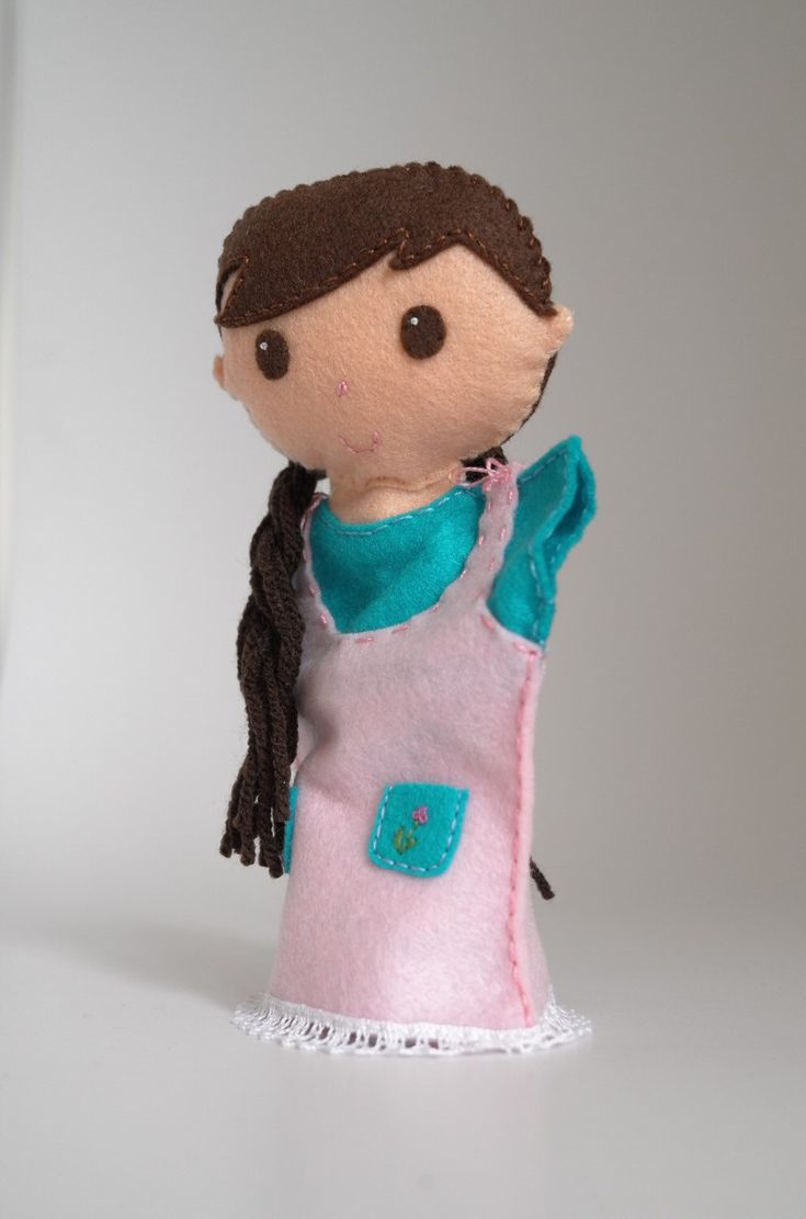 A personal favourite from my Etsy shop https://www.etsy.com/listing/268128858/doll-puppet-dolls-pretend-play-handmade