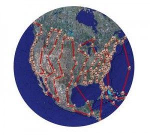 norad santa tracker where is santa claus