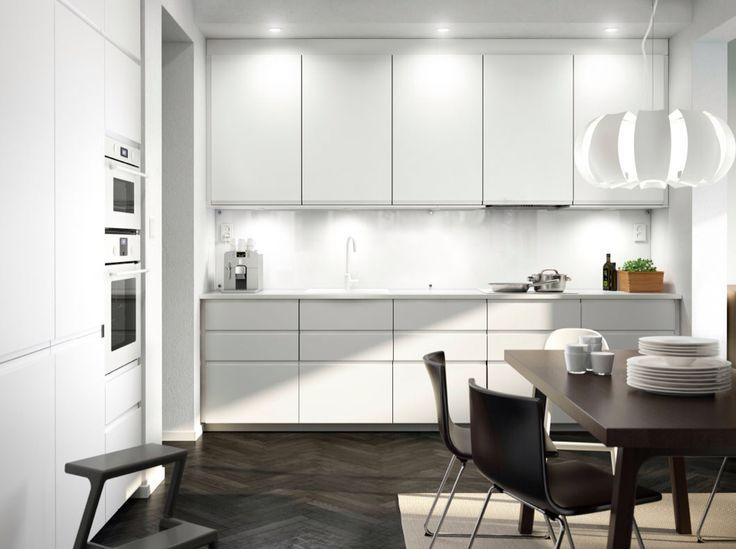 Modern White Kitchens Ikea 27 best ikea voxtorp white images on pinterest | kitchen ideas