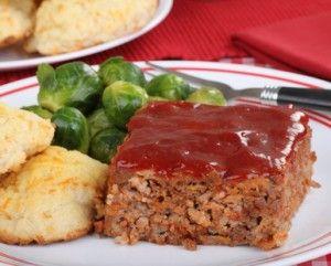 Crockpot Meatloaf Recipe   Hillbilly Housewife