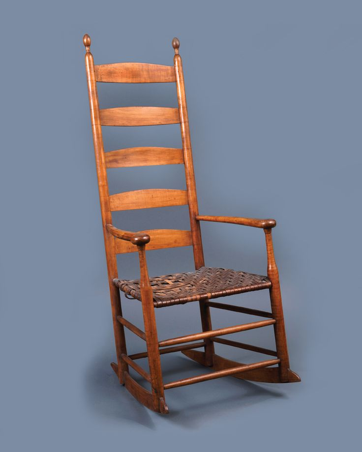 elders rocking chair shaker