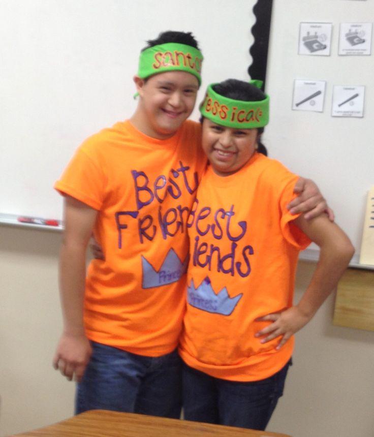High School Twin Day Ideas High School Homecoming...