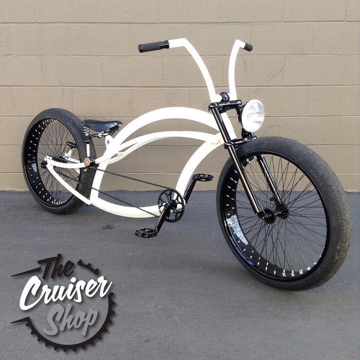 582 Best Cruiser Chopper Bicycle Images On Pinterest Custom