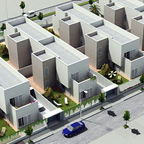 #visualization #3d #archviz #arquitectura #architecture #render #rendering #3dsmax #vray #photoshop #infoarquitectura #instarender #archilovers #details #design #graphic #ideas #archdaily #architecturedrawing #terraced #housing #vivienda #Utrera #Sevilla #loggia3d En colaboración con Ar3d