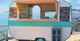 Prentresultaat vir pinterest cheap diy decor caravan mobile cafe