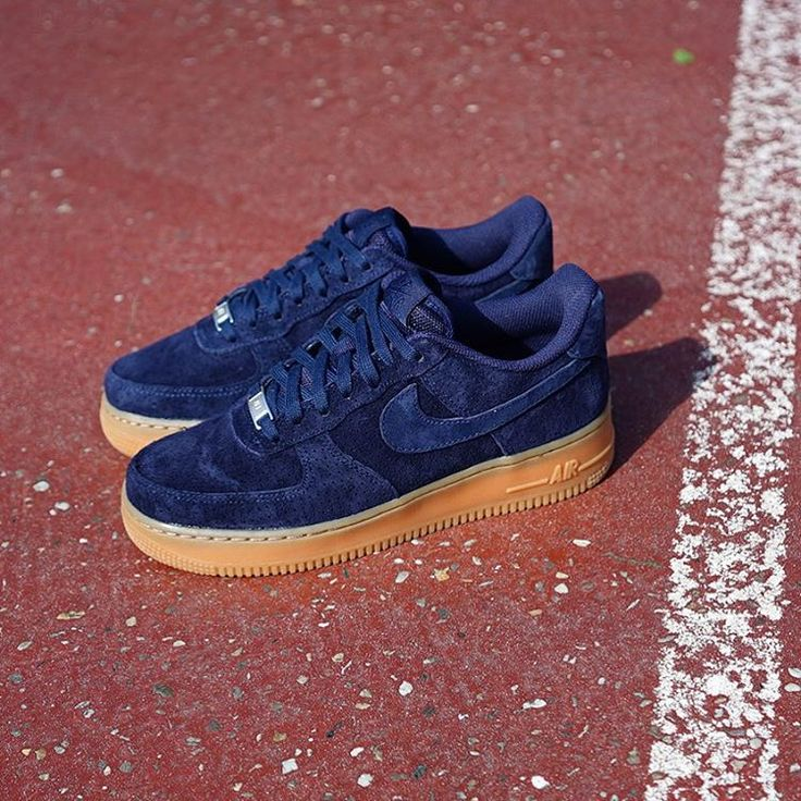nike 97 uptempo - Nike WMNS Air Force 1 07 Suede | 36 - 40,5 | �105,- | available at ...