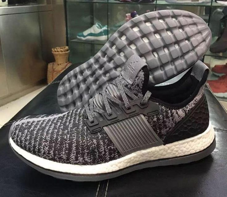 Here is a first look at the new adidas Pure Boost ZG that will release in mesh and Primeknit forms.
