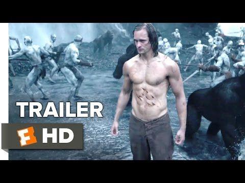 The Legend of Tarzan Official Trailer #1 (2016) - Alexander Skarsgård, Margot Robbie Movie HD - YouTube